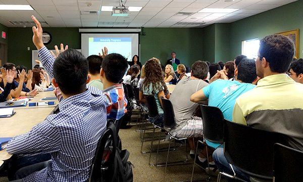 語学だけではない異文化協働を経験
