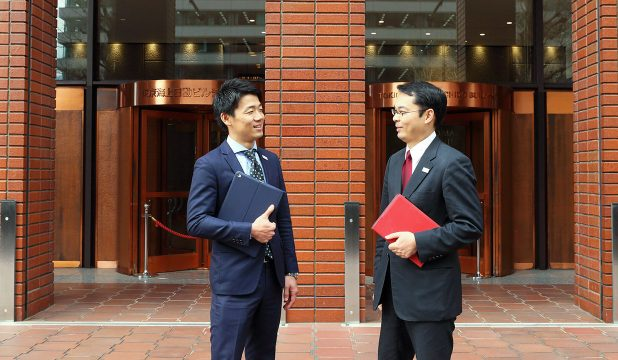「若手社員をグローバル化の起爆剤に」東京海上日動火災保険