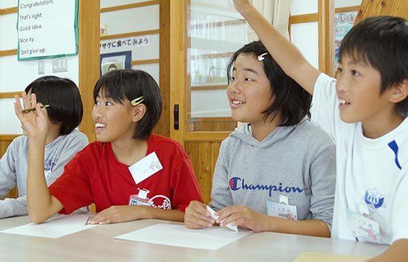 未来を担っていく若年層向けの教育支援